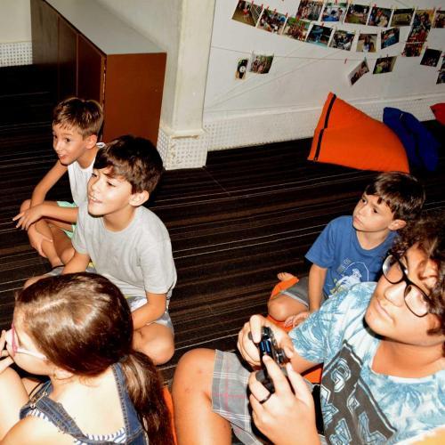 Mais campeonato de video game